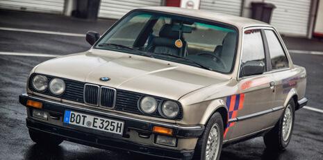 Classic-Driving — BMW E30
