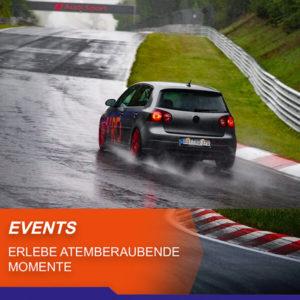 Renntaxi Nürburgring